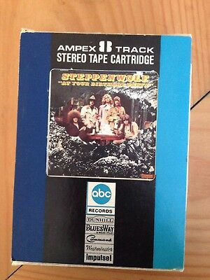 Steppenwolf at Your Birthday Party 8-Track DHM85053 Ampex