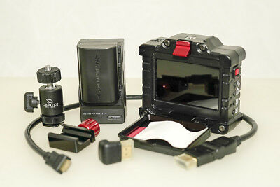 Zacuto EVF-1F Flip electronic viewfinder monitor