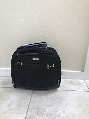 1866762bee5 SAMSONITE BUSINESS ONE Mobile Office, Rolling 17