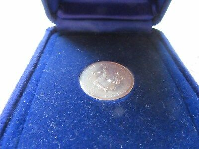 1979 isle of man silver £1 proof sealed