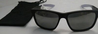 6b626a513f9 NWOT NIKE Essential Chaser Sunglasses Matte Black 009 EV0999 FREE SHIPPING!