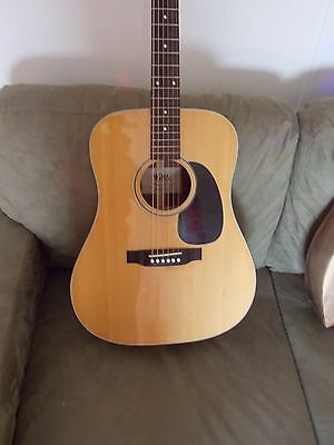 Martin Sigma Guitar Made In Japan! Very Rare In This Condition!