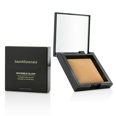 NEW BareMinerals Invisible Bronze Powder Bronzer - Fair To Light 7g Womens