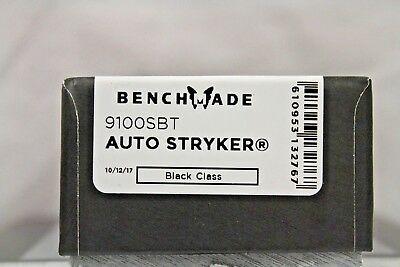 Benchmade Knife Auto Stryker 9100SBT Brand New In Box (old 2017 stock)