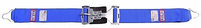 "Rjs Racing Sfi 16.1 Latch & Link 3"" Lap Belt Blue 50502-3 15001903"