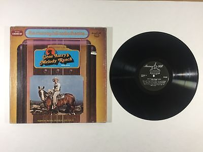 GENE AUTRY Gene's Melody Ranch Radio Show 4xLP Murray Hill 897296 US VG++ 12C/A