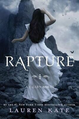Rapture by Lauren Kate: New