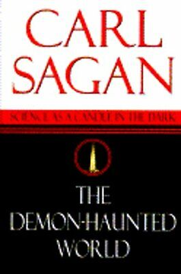 The Demon-Haunted World: Science as a Candle in the Dark by Carl Sagan: Used