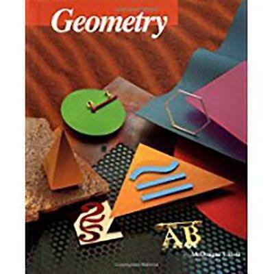 McDougal Littell Jurgensen Geometry: Student Edition 2000 by McDougal Littel