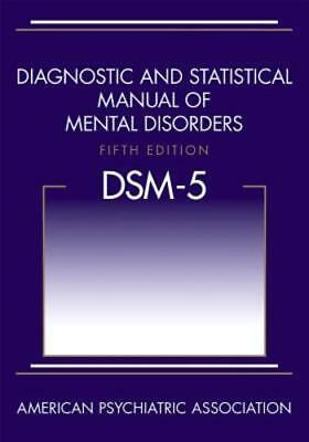 Diagnostic and Statistical Manual of Mental Disorders (DSM-5(R)): New