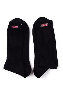 Racing Socks Sfi 3.3 Approved Black Underwear Socks Nomex Rjs Racing Size Large