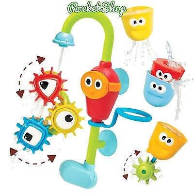 Spin 'n' Sort Spout Pro - Baby Bath Toy - NEW - FREE SHIPPING