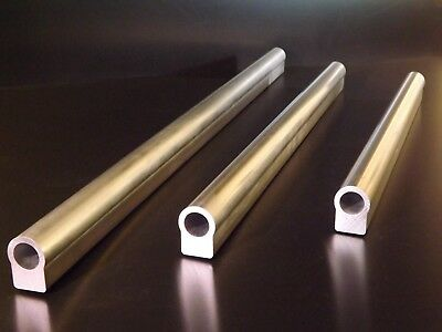 8An Fuel rail blank extrusion 500mm long - High quality UK made aluminium