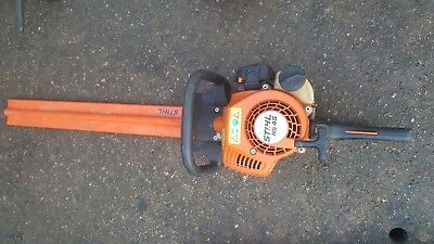 Brand New Stihl HS45 24″ Petrol Hedge Trimmer Cutter Double Blade 27.2cc