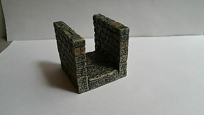 Dwarven Forge Dungeon tiles Corridor tile 1-PS2.  Painted.