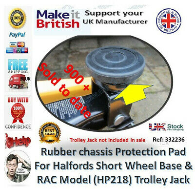 Trolley Jack Adapter In Cup Type Rubber Pad Block Jacking Pad Tool Classic Car 163 3 88 Picclick Uk