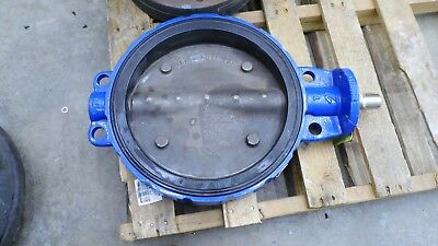 """Keystone Resiliant Seat Fig Ar1 14"""" Wafer Type Butterfly Valve 150 Psi Cwp"""
