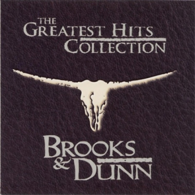 Brooks and Dunn-The Greatest Hits Collection  CD NEW