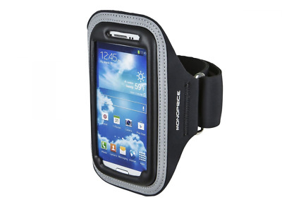 Monoprice Large et Extra Large Neoprene Sports Armbet pour Samsung Galaxy S4 - n