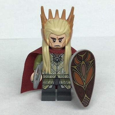 LEGO King Thranduil Mirkwood Elves 79012 Lord of the Rings Cape in Original box