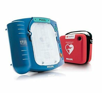Phillips HeartStart OnSite AED With Case-BRAND NEW! LOWEST PRICE!