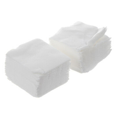 New Practical Superior White Rectangle Facial Cotton Pads 200 Pcs for Make Up