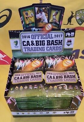 Tap'n'Play CA BBL Trading Cards Retail Box