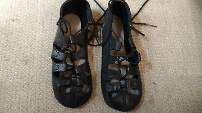 Rutherford Ghillies Irish Dance Shoes Size 1 Girls
