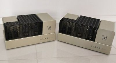 Quad II Forty monoblock valve power amplifier