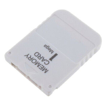 1 MB Memory Card Game Stick Data Storage for Sony Playstation 1 PS 1 PSX