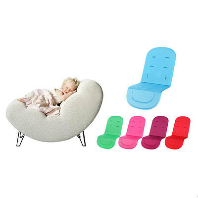 Soft Baby Stroller Pushchair Car Seat Cotton Padding Pram Liner Cushion