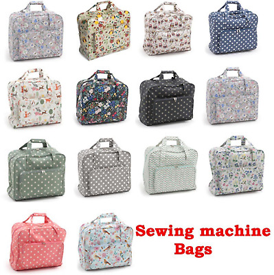 Hobbygift Sewing Machine Bag & Storage Bag For a Machine in a choice of Colours