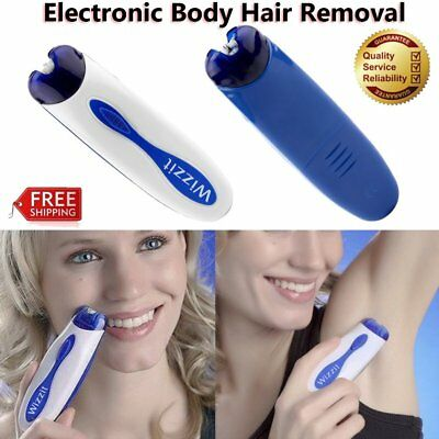 Women Electronic Body Hair Removal Shaver Automatic Remover DIY New GT