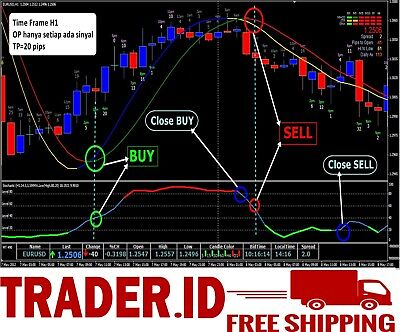 Megatrend Scalping Trading System Forex Indicator for Metatrader 4
