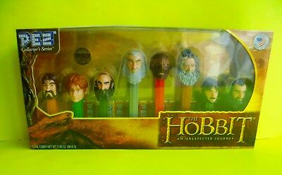 Pez Hobbit Limited Edition Box Ovp USA Collector Set Version