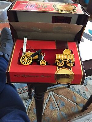 MATCHBOX MODELS OF YESTERYEAR Y-12 1829 Stephensons Rocket Limited Edition