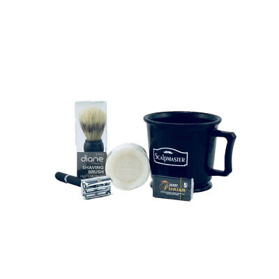 Quality Complete Shaving Kit- Ideal For Beginners / Fast & Free Shipping