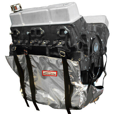 Universal Sportsman Engine Diaper Blanket Aluminized Big Block Small Block