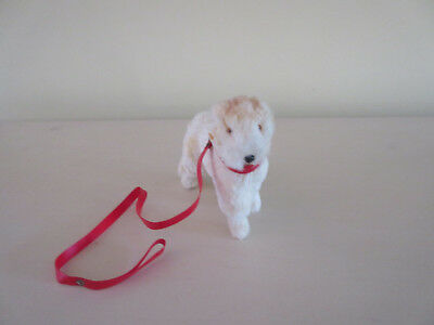 AMERICAN GIRL Pleasant Company Molly Molly's Dog BENNETT 1st Ed Playful Pup AsIs