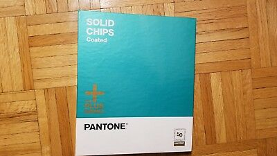 Pantone Solid Chips Plus Series Coated Book