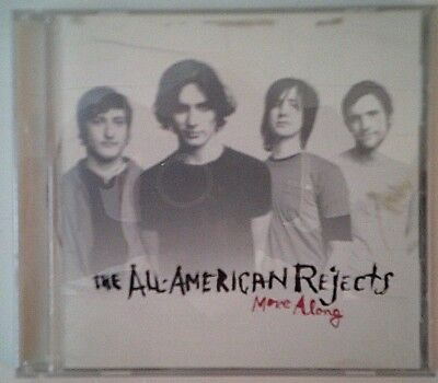 2005 The All American Rejects Move Along one used CD in tested condition