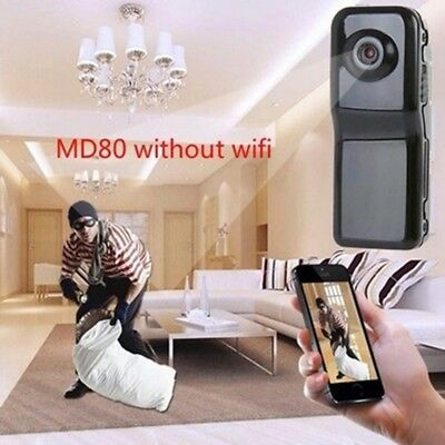 Mini Sport Camera HD Camera Video Recorder Portable Pocket DV Action Cam DVR US