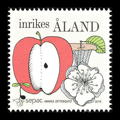 """Aland 2016 - SEPAC Issue """"The Four Seasons"""" - MNH"""
