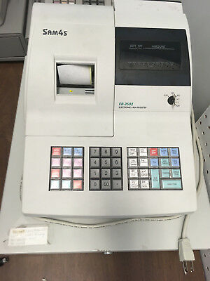 Sam4s ER-350II Cash Register
