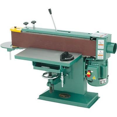 """G1531 Grizzly 6"""" x 80"""" Benchtop Edge Sander"""