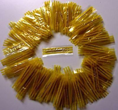 100 Gold Plated Needles - Cross Stitch Size 26 Packaged - Atlascraft