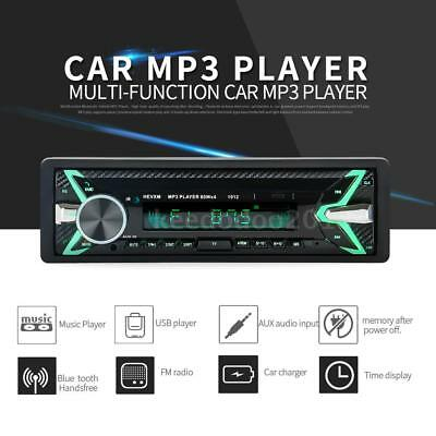 Bluetooth Car Auto Radio Stereo MP3/USB/SD/AUX-IN/CD FM Radio MP3 Player T7J6