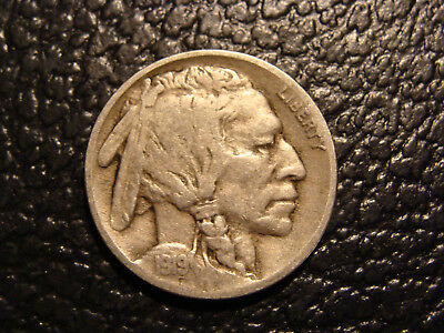 Better Grade 1919 Buffalo Nickel WE COMBINE ON SHIPPING