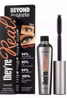Benefit They're Real 💜 Beyond Black Mascara