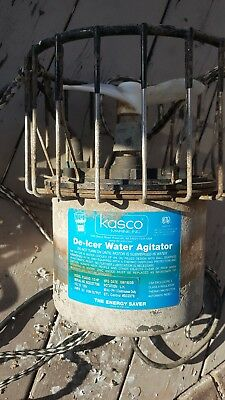Kasco Deicer And Water Agitator
